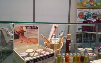 Le Secret Naturel au Salon Pharmagora à Paris