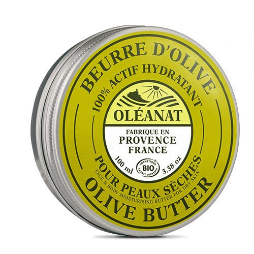 Beurre huile d'olive bio 100 ml