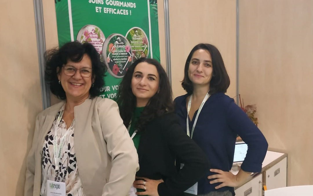 Le Secret Naturel au salon Natexpo 2019
